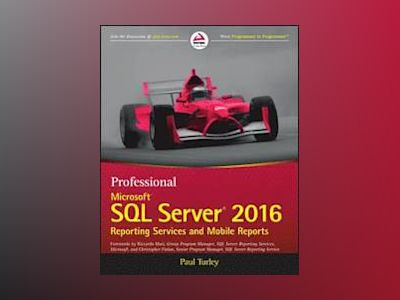 Professional Microsoft SQL Server 2016 Reporting Services and Mobile Dashbo av Paul Turley