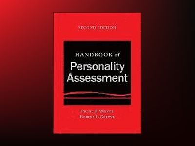 Handbook of Personality Assessment, 2nd Edition av Irving B. Weiner