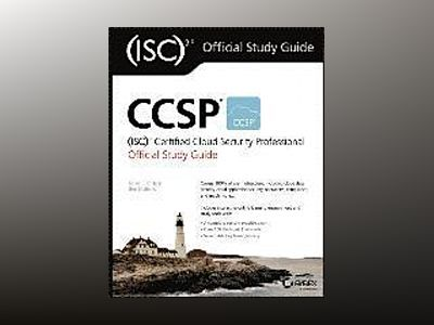 CCSP (ISC)2 Certified Cloud Security Professional Official Study Guide av Brian T. O'Hara