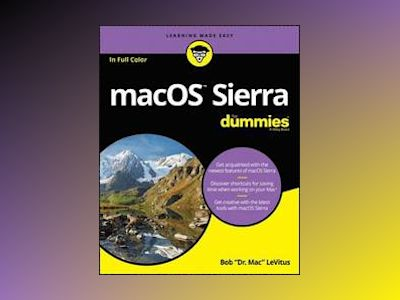 macOS Sierra For Dummies av Bob LeVitus