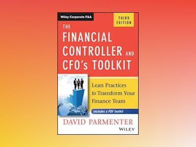 Winning CFOs: Implementing and Applying Better Practices, with Website, 2nd av David Parmenter