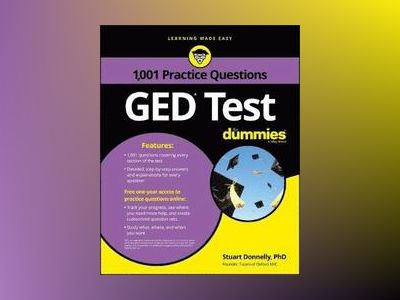 1,001 GED Practice Questions For Dummies av Consumer Dummies
