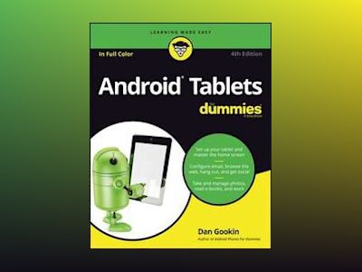 Android Tablets For Dummies, 4th Edition av Dan Gookin