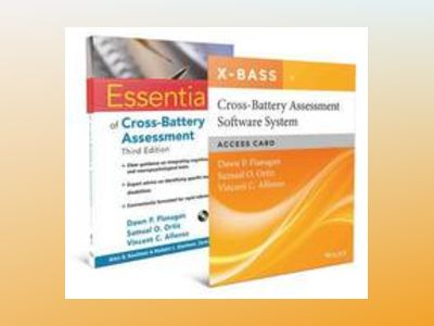 Essentials of Cross-Battery Assessment, Third Edition Set with Letter and X av Dawn P. Flanagan