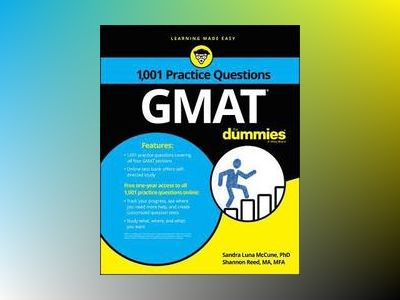 1,001 GMAT Practice Questions For Dummies av Consumer Dummies