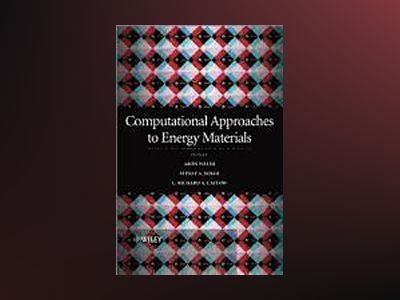 Computational Approaches to Energy Materials av Richard Catlow
