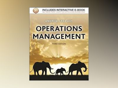 Operations Management 3e av Greasley