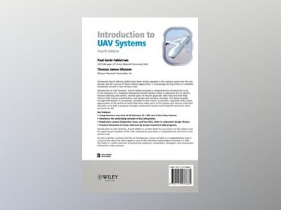 Introduction to UAV Systems 4e av Paul Fahlstrom