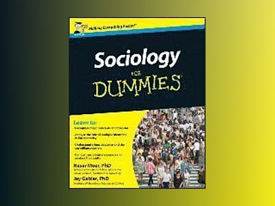 Sociology For Dummies, UK Edition av Nasar Meer