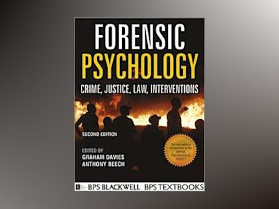 Forensic Psychology, 2nd Edition av Graham G. Davies