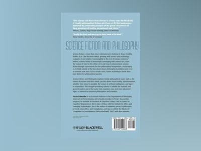 Science Fiction and Philosophy: From Time Travel to Superintelligence av Susan Schneider
