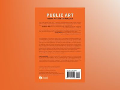 Public Art: Theory, Practice and Populism av Cher Krause Knight