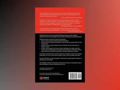 How to Make Opportunity Equal: Race and Contributive Justice av Paul Gomberg