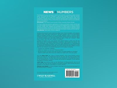 News and Numbers: A Writer's Guide to Statistics, 3rd Edition av Victor Cohn