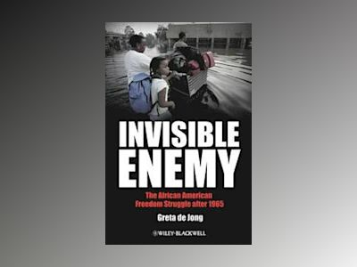 Invisible Enemy: The African American Freedom Struggle after 1965 av Greta de Jong