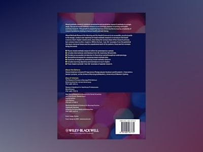 Mixed Methods Research for Nursing and the Health Sciences av Sharon Andrew