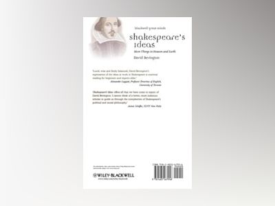 Shakespeare's Ideas av David Bevington