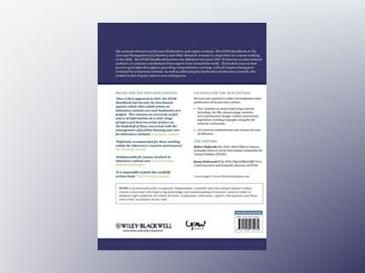The UFAW Handbook on the Care and Management of Laboratory and Other Resear av Robert Hubrecht