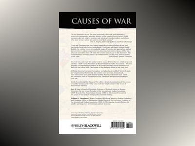 Causes of War av Jack S. Levy