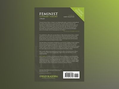 Feminist Literary Theory: A Reader, 3rd Edition av Mary Eagleton