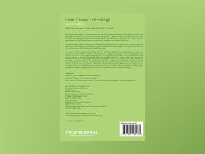 Food Flavour Technology, 2nd Edition av Andrew J. Taylor