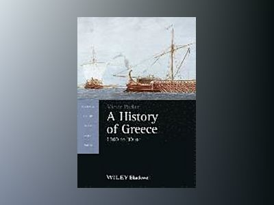 A History of Greece: 1300 to 30 BC av Victor Parker