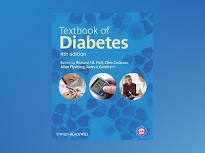 Textbook of Diabetes, 4th Edition av Richard IG Holt