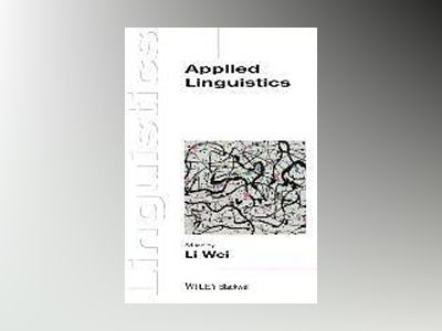 Applied Linguistics av Li Wei