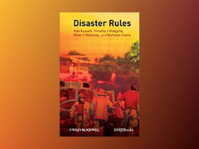 Disaster Rules av Rob Russell