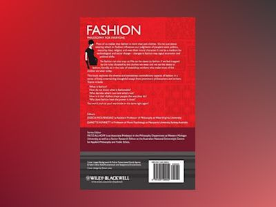 Fashion - Philosophy for Everyone: Thinking with Style av Fritz Allhoff