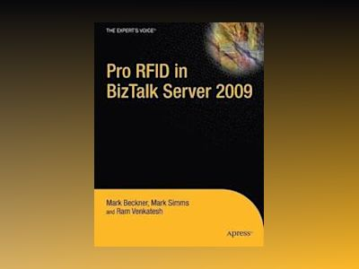 Pro RFID in BizTalk Server 2009 av Beckner