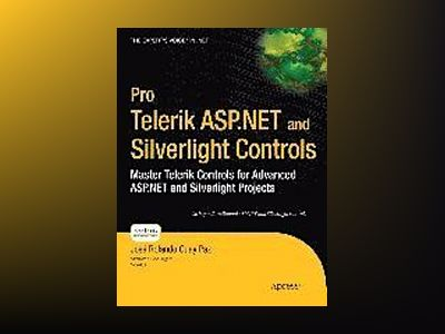 Pro Telerik ASP.NET and Silverlight Controls av Guay Paz