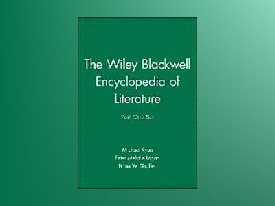 The Encyclopedia of Literary and Cultural Theory + The Encyclopedia of the av Michael Ryan