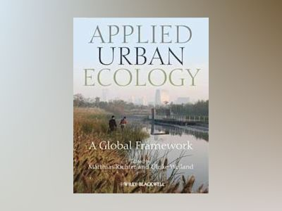 Applied Urban Ecology av Matthias Richter