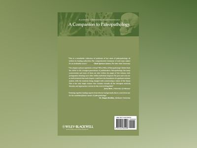 A Companion to Paleopathology av Anne L. Grauer