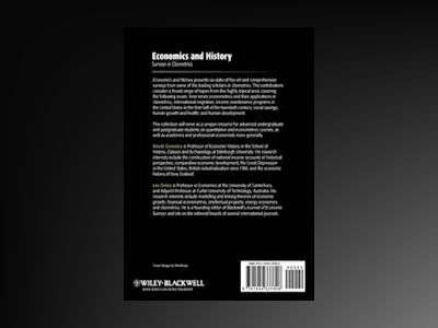 Economics and History: Surveys in Cliometrics av David Greasley