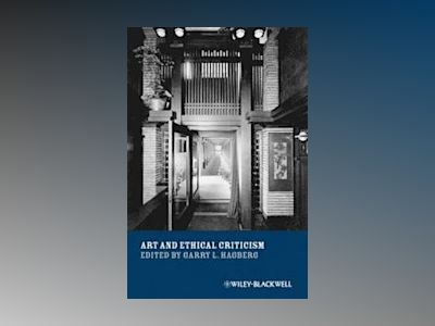 Art and Ethical Criticism av Garry L. Hagberg