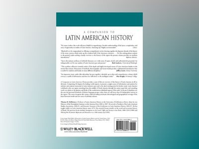A Companion to Latin American History av Thomas H. Holloway
