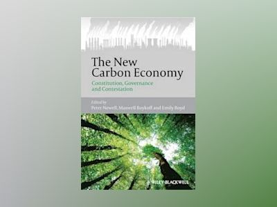 The New Carbon Economy: Constitution, Governance and Contestation av Peter Newell