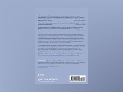 Wittgenstein in Cambridge: Letters and Documents 1911-1951, 4th Edition av Brian McGuinness