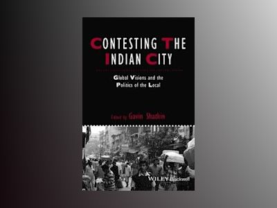 Contesting the Indian City: Global Visions and the Politics of the Local av Gavin Shatkin