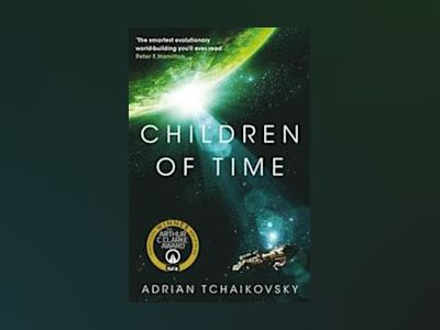 Children of Time av Adrian Tchaikovsky