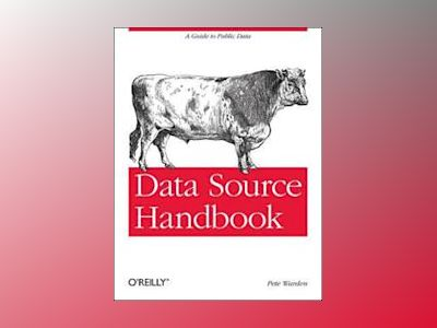 Data Source Handbook av Pete Warden