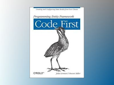 Programming Entity Framework: Code First av Julia Lerman