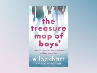 Ruby oliver 3: the treasure map of boys av E Lockhart