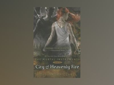 City of Heavenly Fire av Cassandra Clare