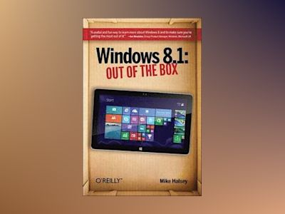 Windows 8.1: Out of the Box av Mike Halsey