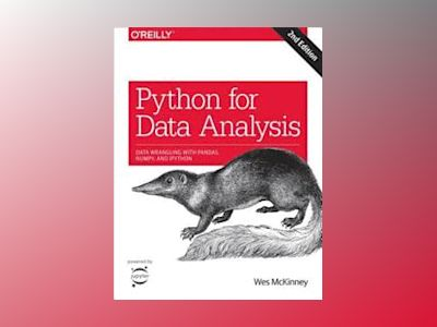 Python for Data Analysis av Wes McKinney