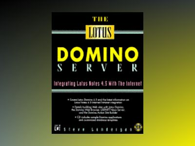 Lotus Domino Server:Integr. Lo av LONDERGAN