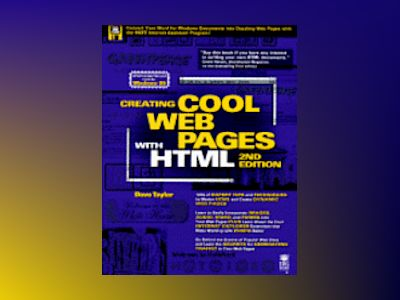 Creating Cool Web Pages w HTML av Taylor